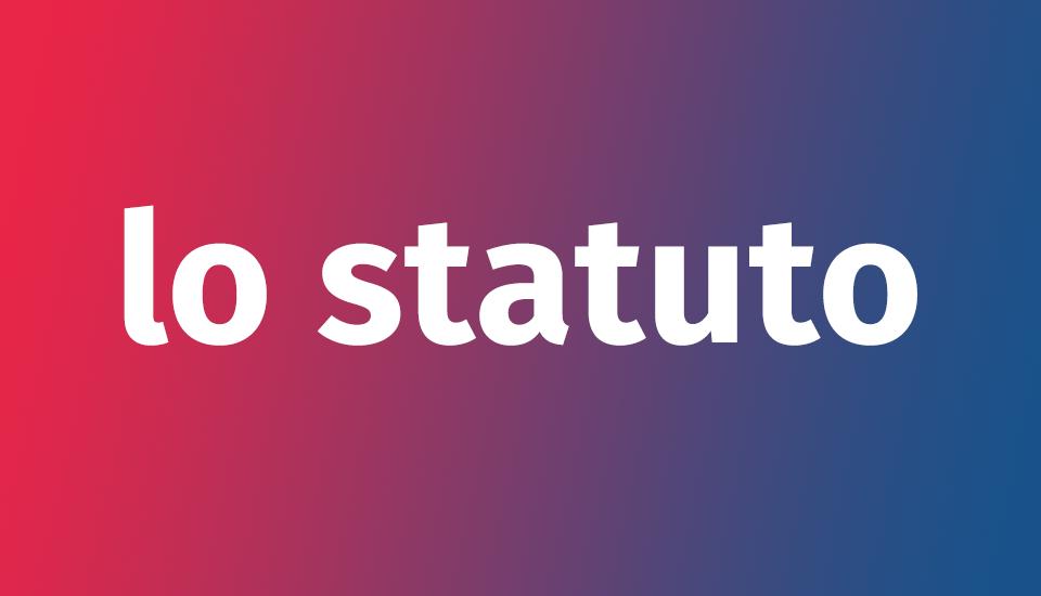 Statuto - Per Sesto