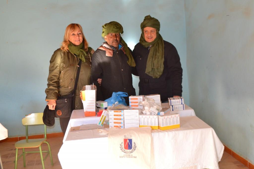 Consegna medicinali offerti dalle farmacie di Sesto